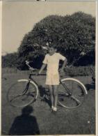 PORTUGAL ?? , FOTOGRAFIA ORIGINAL , SIN IDENTIFICAR , BICICLETA / BICYCLE / VÉLO - Ciclismo