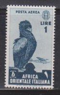 ITALIAN EAST AFRICA Scott # C5 MH - Italian Eastern Africa