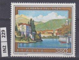 ITALIA   1987Turismo Verbania Nuovo - 6. 1946-.. Repubblica