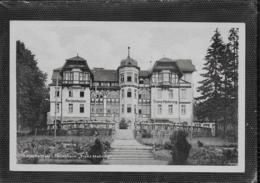 """AK 0337  Schierke - Ferienheim """" Franz Mehring """" / Ostalgie , DDR Um 1956 - Schierke"""