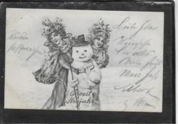 AK 0339  Prosit Neujahr Um 1903 - Año Nuevo