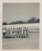 1952 / TORRES VEDRAS - PORTUGAL , DEPORTE , FÚTBOL , FUTEBOL , SOCCER , FOOTBALL , CALCIO , FOTOGRAFIA ORIGINAL - Deportes