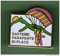 BAPTEME PARAPENTE BI-PLACE *** 1064 - Paracaidismo
