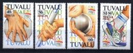 TUVALU 1992  Mi # 983 - 986 Barcelona Olympic Games MNH - Tuvalu