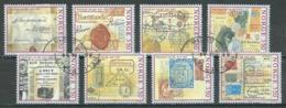Norvège YT N°1146/1153 Poste Norvégienne Oblitéré ° - Norvège