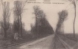 60 - LAGNY-LE-SEC - Promenades - Avenue De La Gare - Autres Communes