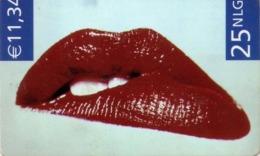 HOLANDA (PREPAGO). Labios - Lips. Tele2 (without C3 Logo). NL-PRE-TE2-0005. (026). - Nederland