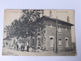 Charmes - Nouvelle Ecoles - France