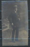 Oorlogsslachtoffer WW1 Olivier Lecluse Uit Kortrijk - 2 November 1918 -zie Achterzijde - Identified Persons