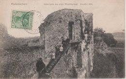 57 - RODEMACK - VUE DE LA VIEILLE TOUR DE GARDE DE 1821 - France
