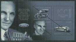 Austria**Henry FORD-Model T-Car-Rare SPECIMEN SHEET-2003-MNH - 1945-.... 2nd Republic