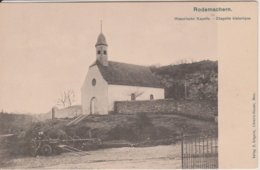 57 - RODEMACK - CHAPELLE HISTORIQUE - Autres Communes