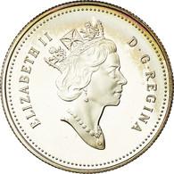 Monnaie, Canada, Elizabeth II, 50 Cents, 1995, Royal Canadian Mint, Ottawa - Canada