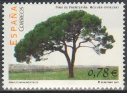 SPAGNE SPANIEN SPAIN  ESPAÑA  2007 TREES: PINE OF FUENTEPIÑA  MNH ED 4316 YT 3912 MI 4207 SG 4241 SC 3482 - 1931-Today: 2nd Rep - ... Juan Carlos I