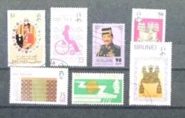 Brunei - Fine Postally Used Disabled - Brunei (1984-...)