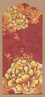 CC Chinese New Year PHILLIP CAPITOL 2/2 CHINOIS Red Pockets CNY Card - Cartes Parfumées
