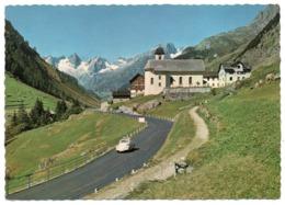 SWITZERLAND - MEIEN (SUSTENSTRASSE) / OLD CAR / VW KAFER-BEETLE-COCCINELLE / THEMATIC STAMP-BLIND - UR Uri