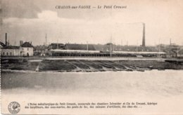 CPA - CHALON Sur SAONE - Le Petit Creusot - Chalon Sur Saone