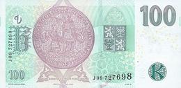 CZECHIA P. NEW 100 K 2019 UNC - Czech Republic