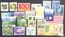 Malaysia - Fine Postally Used Good Values - Malaysia (1964-...)