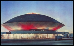 RUSSIA, KAZAN (USSR, 1973). BUILDING OF CIRCUS. Unused Postcard - Cirque