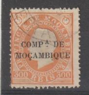 COMPANHIA DE MOÇAMBIQUE 9d -  USADO - Mozambique
