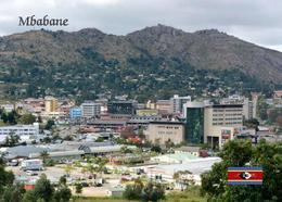 Swaziland Eswatini Mbabane Aerial View New Postcard Swasiland AK - Swasiland