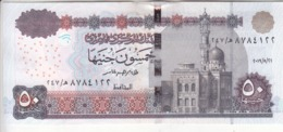 EGYPT 50 POUNDS EGP 2019 P-66 New SIG/T.AMER #24 UNC SPACE OUT (SPACING) */* - Egypte