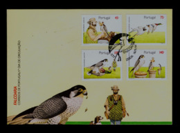 Falco Peregrino FALCOARIA Instruction Aigles Birds Oiseaux Faune Animals Portugal Gc4371 - Aquile & Rapaci Diurni
