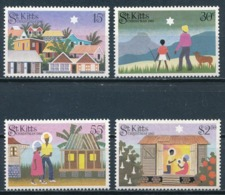 °°° ST. KITTS - CHRISTMAS - 1983 MNH °°° - St.Kitts Und Nevis ( 1983-...)