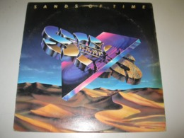 """VINYLE THE S.O.S. BAND """"SANDS OF THE TIME"""" 33 T TABU / CBS (1986) - Vinyl Records"""