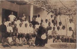 Timor Português - Alunos Do Colegio De Lahane - East Timor