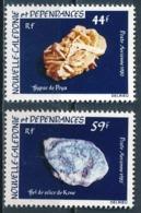 °°°NOUVELLE CALEDONIE - MINERAUX - 1983 MNH °°° - Nueva Caledonia