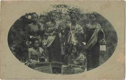 Timor Português - Grupo Em Traje De Batuque - East Timor