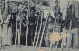 Timor Português - Tipos E Costumes - Miss Paper - East Timor