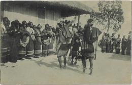 Timor Português - Um Tebedai (Dança Indigena) - East Timor