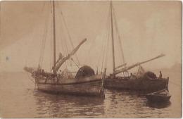 Timor Português - Corcoras (embarcações Costeiras) - East Timor
