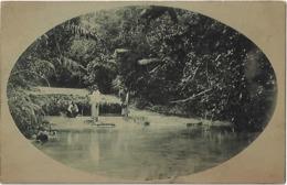 Timor Português - Uma Nascente - Light Fold Top Left Corner - East Timor