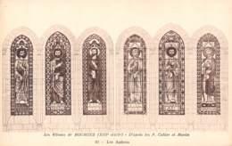 18 - Les Vitraux De BOURGES (XIIIe S.) - D'après Les P. Cahier Et Martin - Les Apôtres - Bourges