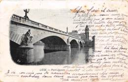 LIEGE - Pont Léopold - Liège