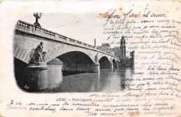 LIEGE - Pont Léopold - Liege