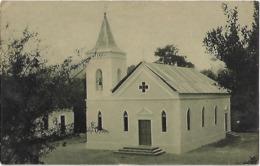 Timor Português - Capela Da Missão De Alas - East Timor