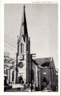 North Carolina Raleigh First Baptist Church - Raleigh