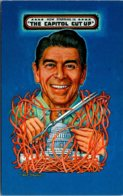 """Humour Ronald Reagan Now Starring In """"The Capitol Cut Up"""" - Humour"""