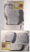 MAXI CARD ARCHAEOLOGY--The Dacian Civilization ROMANIAN TIBISCUM (Banat-Timisoara) ROMANIA - Archaeology