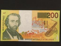 Belgium 200 Francs 1995 Pick 147 Ref 3785 - [ 2] 1831-... : Koninkrijk België