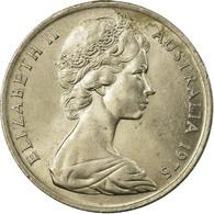 Monnaie, Australie, Elizabeth II, 10 Cents, 1975, Melbourne, TTB, Copper-nickel - Victoria