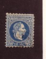 AUTRICHE 1867/80  YVERT N°36  OBLITERE - 1850-1918 Imperium