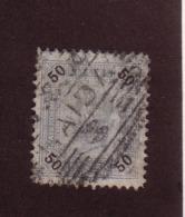 AUTRICHE 1899/1902  YVERT N°75  OBLITERE - 1850-1918 Imperium