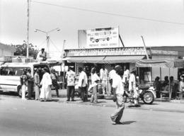 Photo Côte D'Ivoire. Bouaké Gare Routière  Années 1990  Photo Vivant Univers - Afrique